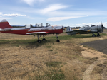 Radial Engines Abounded at Cowra